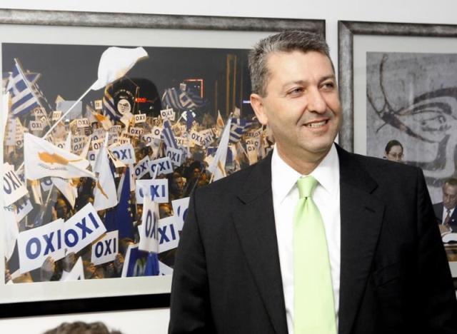 Είναι ο Γιώργος Λιλλήκας πιο θαρραλέος και πιο τολμηρός απ' ότι ο Τάσσος Παπαδόπουλος;