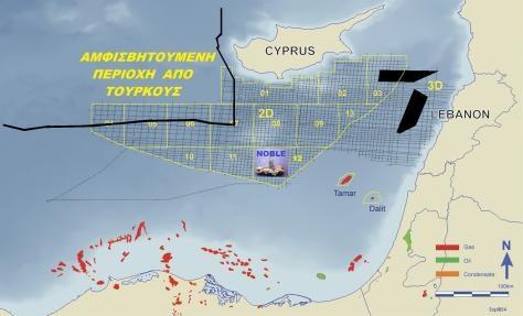 Η Τουρκία μπλόκαρε στην ουσία 5 οικόπεδα και ζητά το 50% από τα υπόλοιπα.